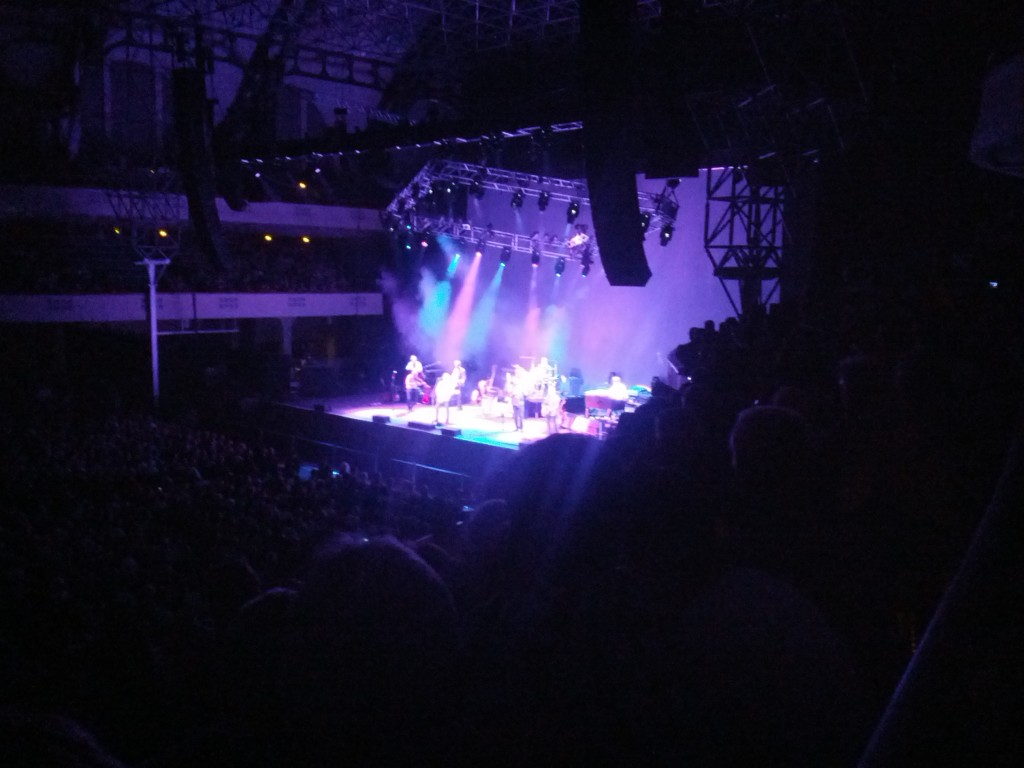 Mark Knopfler in der Festhalle Frankfurt