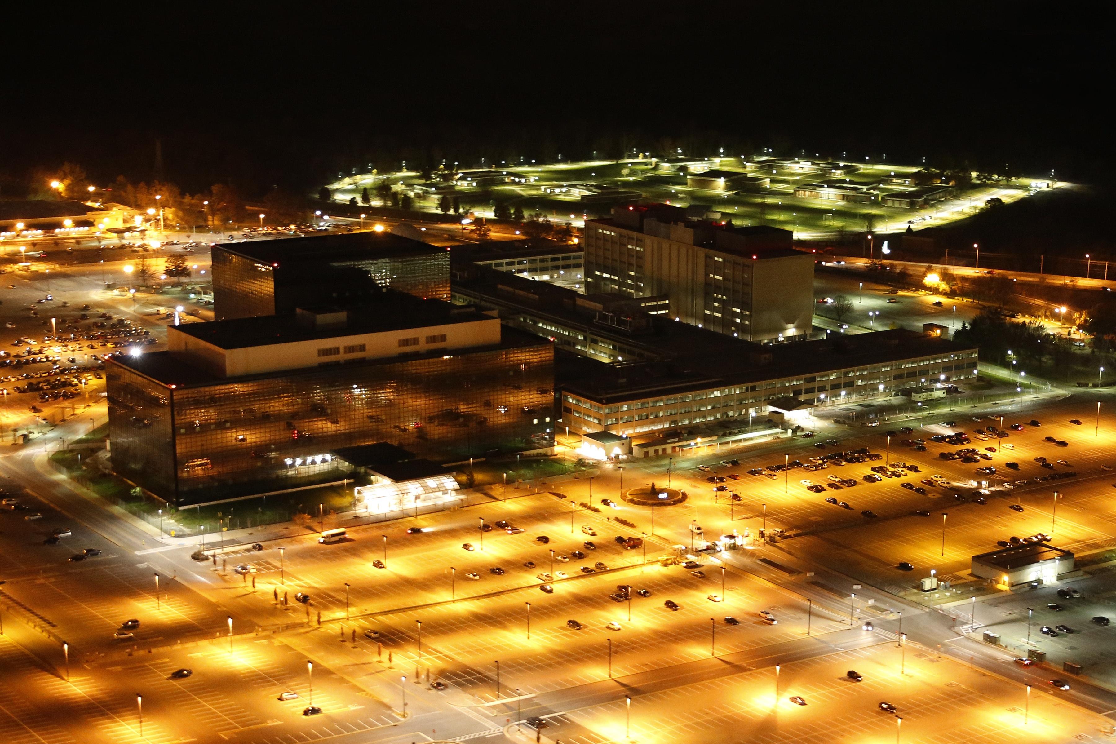 NSA photo by Trevor Paglen