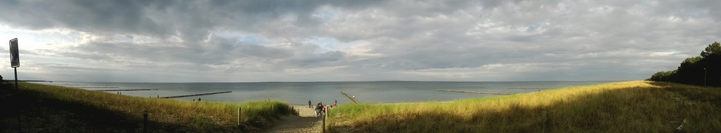 Zingst, Strand
