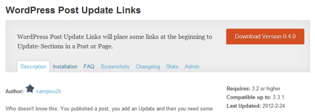wordpress-post-update-links-0.4.0